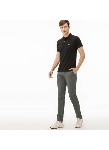 Lacoste Erkek Slim Fit Pantolon HH9547.031 Gri